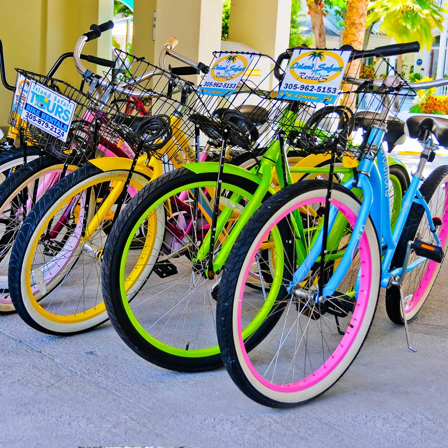 key west hotel old town bikes to ride